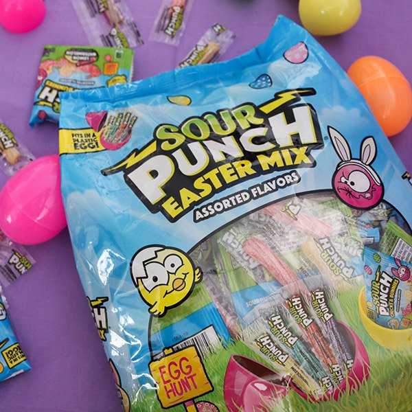 Sour Punch Easter Mix